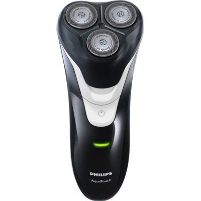 Philips Aquatouch AT610 Shaver For Men (Black)