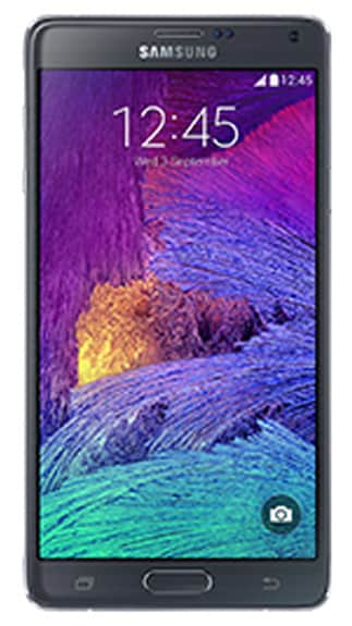 Samsung Galaxy Note 4 (Charcoal Black)