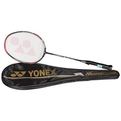 Yonex Muscle Power 29 Lite Badminton Racket (Black/Red)