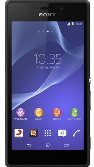 Sony Xperia M2 Dual (Black)