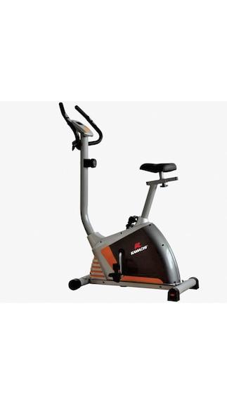 Kamachi Magnetic Upright Bike Mb - 600 With 4 Ways Adjustable Seat