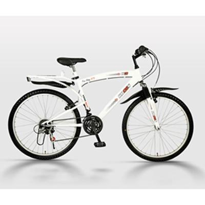 Kross K10 Multi Speed Bicycle-White