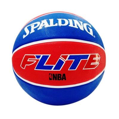 Spalding Flite Basketball-Multi Color (Size-7)
