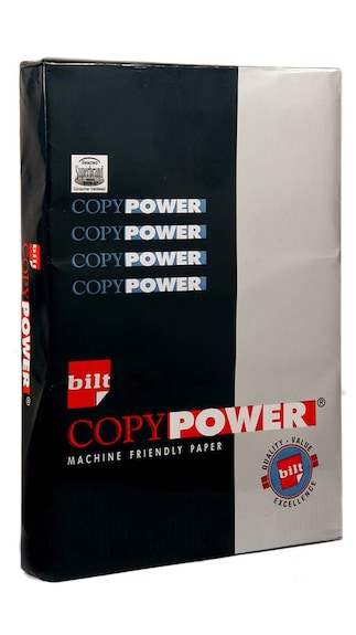 Bilt Copy Power 75 GSM A4 500 sheets Printing Paper