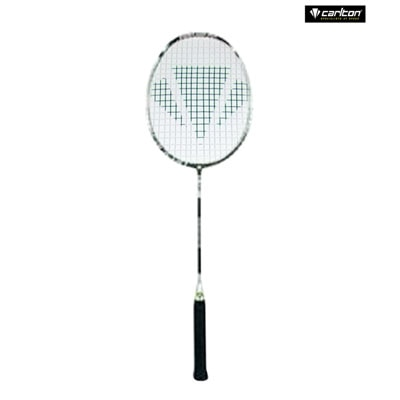 Carlton Powerflow 803 Badminton Racket (Met Red)