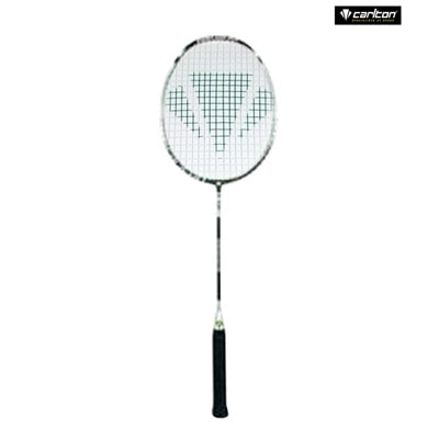 Carlton Powerflow 806 Badminton Racket (Met Blue)