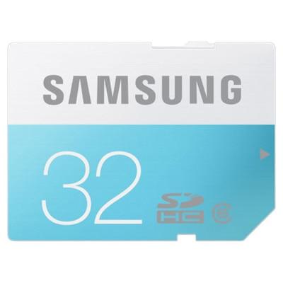 Samsung MB-SS32D SDHC 32 GB Class 6 Memory Card