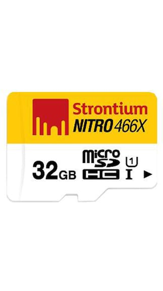 Strontium 32 GB 70 MB/S (Class 10) Nitro @ Paytm – Rs.489 – Mobiles & Mobile Accessories