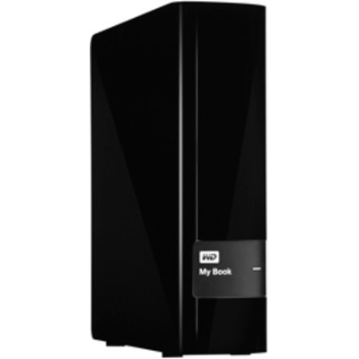 WD My Book Essential (WDBFJK0040HBK) 4 TB Desktop External Hard Drive (Black)