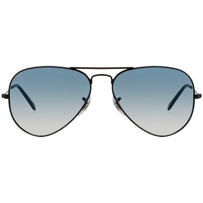 Ray-Ban Orb3025 002/3F Size 55 Small Aviators Sunglasses