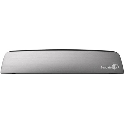 Seagate Central Shared Storage (STCG4000100) 4 TB Network External Hard Disk (Black)