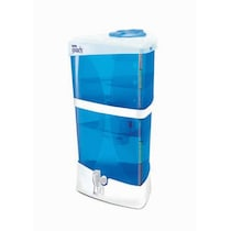 Tata Swach Cristella 18 L Gravity Filter Water Purifier (Blue)