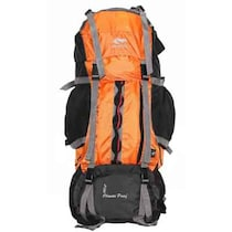 Zero Gravity Climate Proof 7108 Rucksack Backpack 90 Ltrs 34 Inches Orange