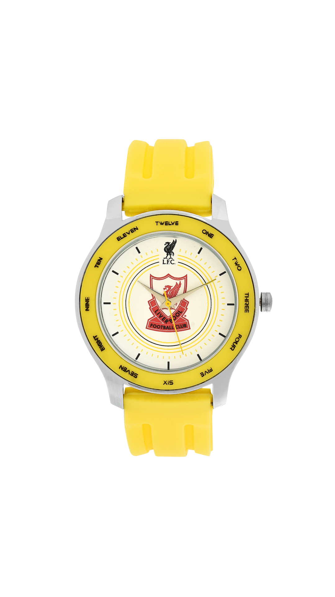 Buy Liverpool Fc Yellowog Watch Official Merchandise Online At