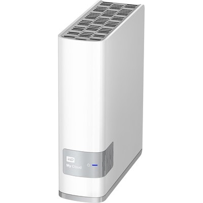 WD My Cloud (WDBCTL0020HWT) 2 TB Network External Hard Drive (White)