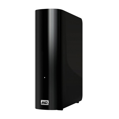 WD My Book (WDBFJK0020HBK) 2 TB Desktop Storage External Hard Drive (Black)