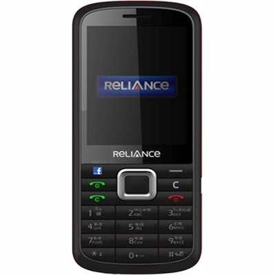 ZTE Reliance D286 (Black)