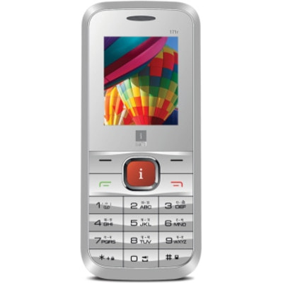 IBall Prince 1.8G With Auto Call Recording & Chambered Speaker (White)