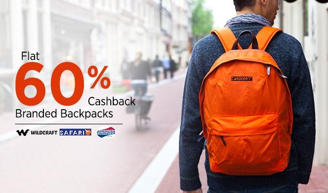 Min-30% On Backpacks
