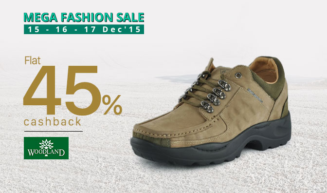 Footwear Mega Sale