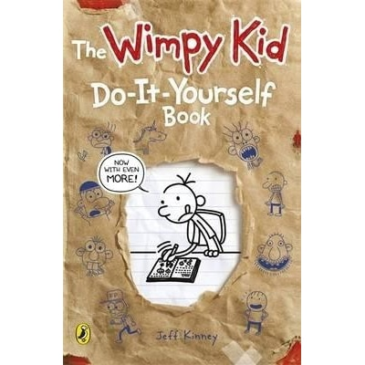 Diary of a Wimpy Kid - Do-it-yourself Book:Diary of a Wimpy Kid