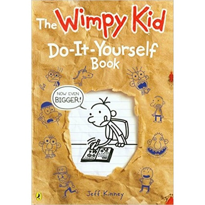 Diary of a Wimpy Kid: Do-It-Yourself Book:Diary of a Wimpy Kid