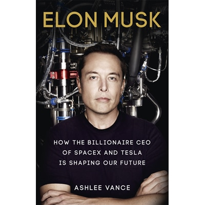 Elon Musk:How the Billionaire CEO of Spacex and Tesla is...
