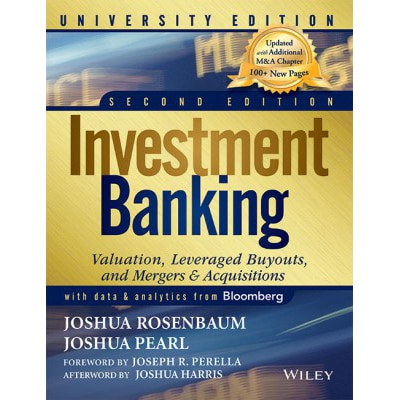 investment banking valuation leveraged buyouts and mergers and acquisitions pdf
