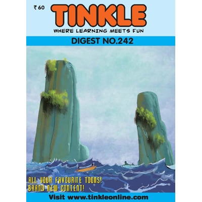Tinkle Digest No. 242