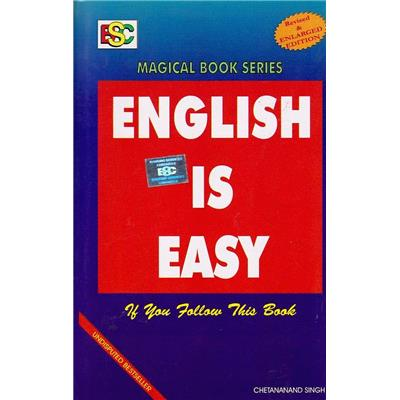 English Is Easy By Chetananand Singh (Magical Book Series)