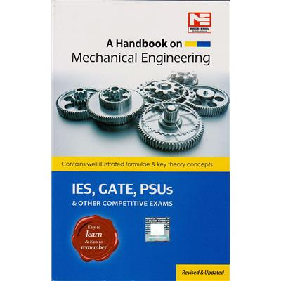 A Handbook on Mechanical Engineering By Made & Easy Publications...