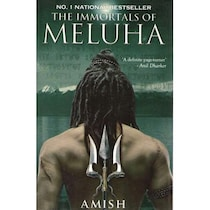 Immortals of Meluha,The