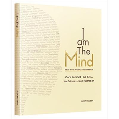 I am The Mind price comparison at Flipkart, Amazon, Crossword, Uread, Bookadda, Landmark, Homeshop18