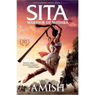 Sita Warrior Of Mithila