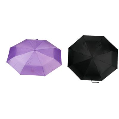 ELLIS Indian 3-Fold Umbrella Set of 2
