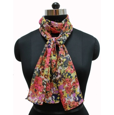Price search results for Get Wrapped Multi Polyester Stoles (product ...