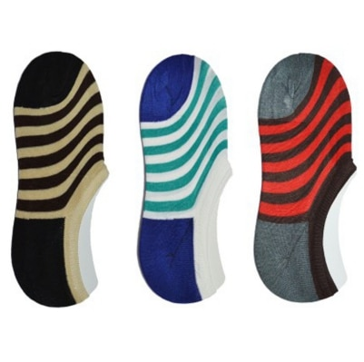 RR Loafer Socks Pack of 3 pcs.