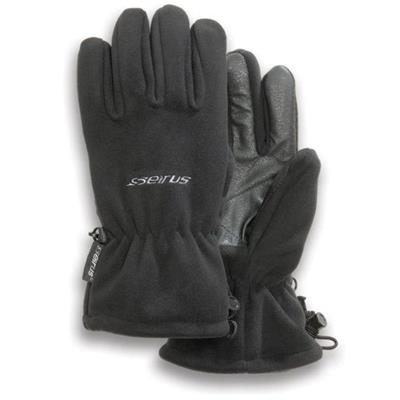 Seirus Innovation Fleece All Weather Glove Black Medium