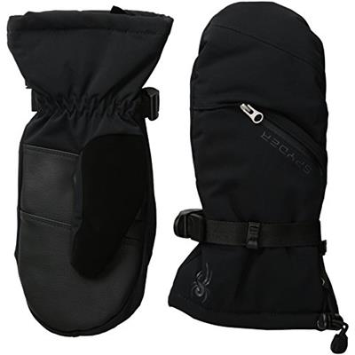 Spyder Men's Vital Gore-Tex Ski Mittens Black Medium