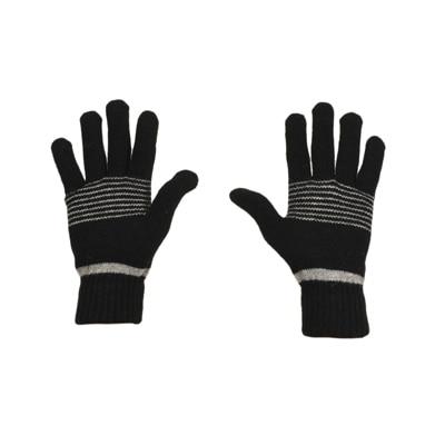 Tiekart Black Gloves