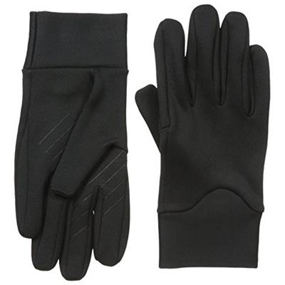 U|R Men's Kenan Dynamic Fit Touchscreen Glove Black Small/Medium