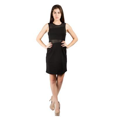109 F BLACK DRESS