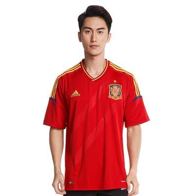 Adidas Spain Soccer Jersey