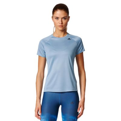Adidas Women Training D2m Tee Lose