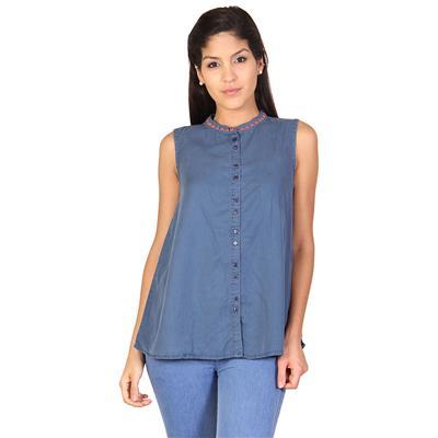 Alibi Womenswear Young Casual Woven Top