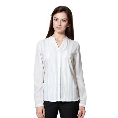 Allen Solly Women White Shirt