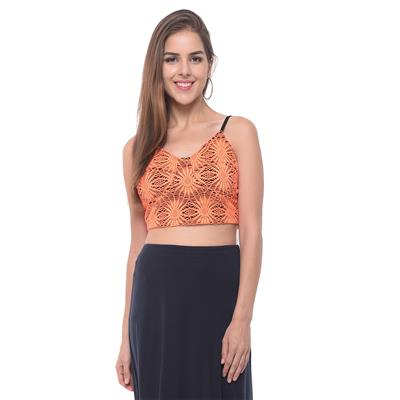 Asymmetrical Hemline Stretchy Skirt