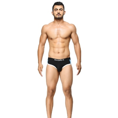 Basiics - Modern Pattern Brief