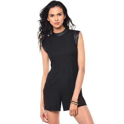 Besiva Black Jumpsuit