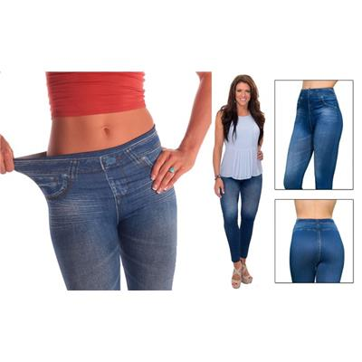 Burnn trendy Slim fit woomen blue jeans